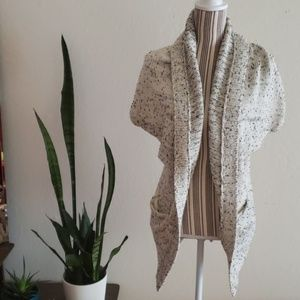 🐵Anthropologie Moth Open Caridgan with pockets